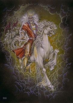 Die Wiederkunft Christi (1)
